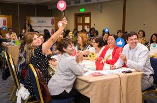 """Con amplia participación y gran entusiasmo se realizó la jornada regional """"Niñas y niños protagonistas de sus aprendizajes"""""""