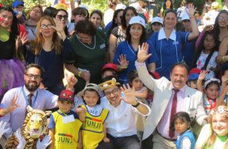 Con una gran Fiesta Ciudadana la Junji Biobío presenta sus jardines de Verano 2019