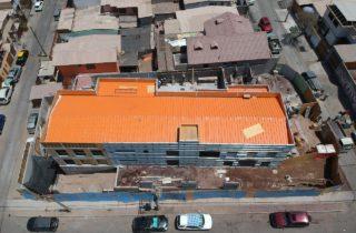Avanza construcción de jardín infantil para 48 nuevos niños y niñas