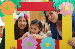 La Junji Los Ríos finalizó su programa de Jardines de Verano en La Unión