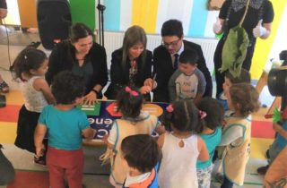 Firman compromiso por la Educación con Equidad de Género en el Biobío