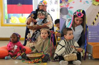 """Más de 500 párvulos disfrutaron del programa Junji """"Jardines de Verano"""" en 11 comunas de la región"""