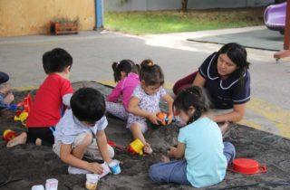 Jardines de verano: un espacio de aprendizaje lúdico y recreativo