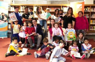 Seremi de Educación y Junji Biobío invitan a los padres a leer en vacaciones