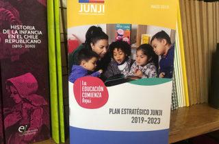 Subsecretaria de Educación Parvularia y vicepresidenta ejecutiva lideraron importante jornada de planificación estratégica