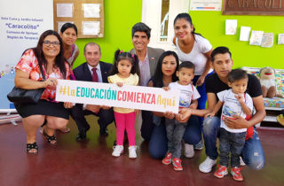 Más de 4 mil párvulos de la Junji Tarapacá ingresaron a los jardines infantiles