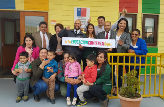 La Junji Los Ríos inauguró el Año Parvulario 2019 en Los Esteros en La Unión
