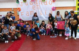 """Jardín """"Payasito"""" potencia la participación de la familia"""