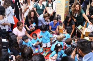 Con éxito y gran convocatoria se inauguró la primera Feria de Calidad de Educación Parvularia