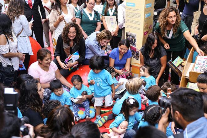 En la oportunidad se dieron a conocer las 10 medidas de calidad que el Ministerio de Educación implementará en el área, que es una prioridad para el Presidente Sebastián Piñera.