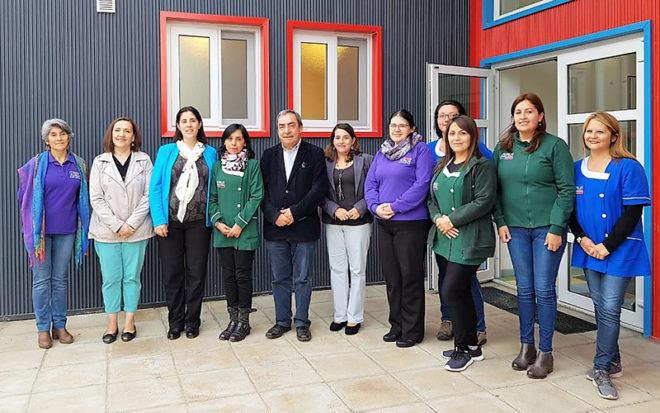 La unidad educativa perteneciente a la Junji Los Ríos atenderá a párvulos de entre los 0 y 4 años de edad, quienes podrán desarrollar al máximo sus capacidades en una infraestructura dispuesta para ello.