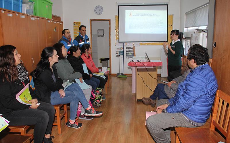 """Comunidad del Jardín """"Caperucita Roja"""" adelanta conmemoración del Día Mundial del Agua con un taller educativo"""