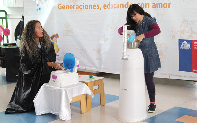 Durante toda la semana fueron hechas actividades en el recinto, con el respaldo de la Superintendencia de Servicios Sanitarios.