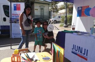 Junji participa en Gobierno en Terreno en la comuna de Pica