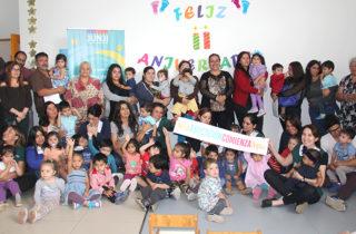 """Jardín Infantil """"Piececitos de Niños"""" celebró su segundo aniversario"""