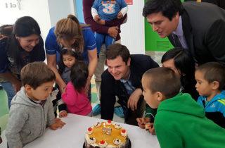 """La Junji Los Ríos celebró aniversario 49 reafirmando mandato presidencial """"Los Niños Primero"""""""