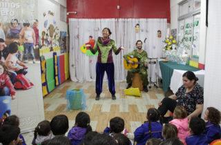 "Subsecretaria de la Niñez visita PMI ""Estrellita de Mar"" en Tumbes"