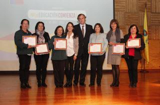 Junji celebra 49 años entregando educación parvularia a los niños y niñas de La Araucanía