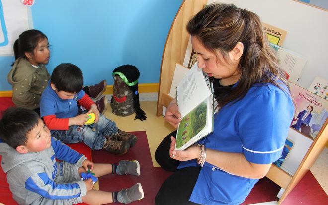 Mi receta para: ¿Cómo fomentar la lectura en la niñez?