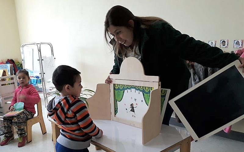 Las obras que se ejecutan en la comuna representan una importante inversión que la Junji en conjunto con la Municipalidad de Temuco, que entrega terrenos, ha destinado para responder a la gran demanda de jardines infantiles y salas cuna que manifiestan las familias.