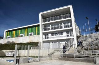 """Obra de Jardín """"Centro Cívico"""" de Valdivia se encuentra en la recta final"""
