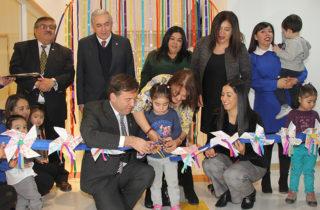 Inauguran nuevo jardín construido en terrenos de la Universidad de Magallanes