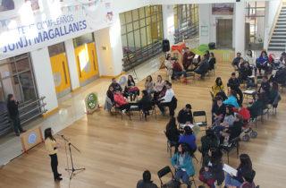 Activa participación tuvo diálogo ciudadano realizado en Punta Arenas