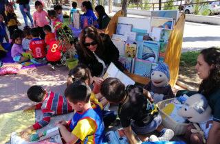 En el marco del Día del Libro dan a conocer estrategias lectoras en Tarapacá