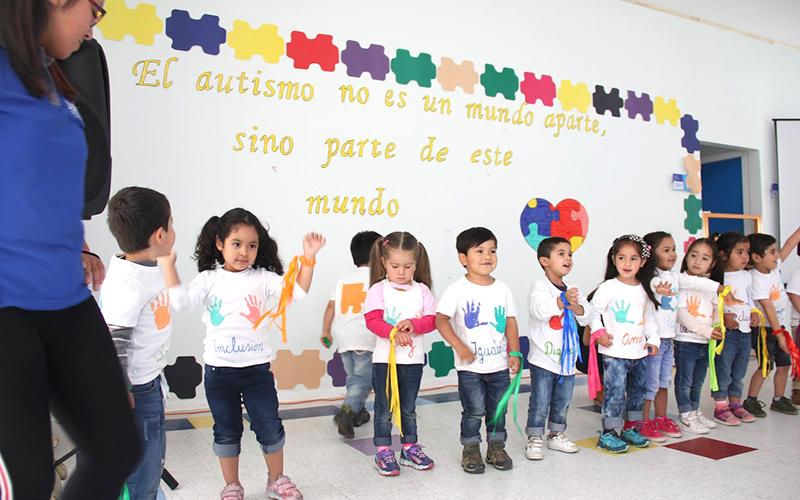 Seremi de Educación anunció capacitaciones a personal de establecimientos, las cuales permitirán avanzar en inclusión y calidad para párvulos con Trastorno del Espectro Autista.