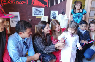 Inauguran Museo Añoranzas Pampinas