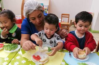 En la Junji Tarapacá las familias son agentes educativos activos