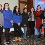 Una emotiva ceremonia tuvo lugar en los salones del Museo Regional de Punta Arenas, donde las triunfadoras pudieron leer sus escritos al público asistente.