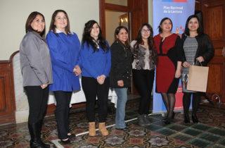 """Premian a ganadoras del concurso de cuentos """"Relatos en la Patagonia"""""""