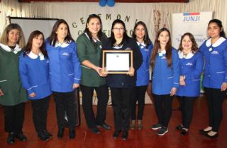 Certifican al primer Comité Paritario de Chile nivel intermedio en el área educacional