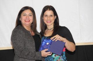 La JUNJI Magallanes homenajeó a funcionarios y amigos de la infancia celebrando 49 años