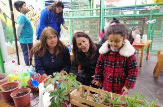 """Jardín Infantil """"Brumita"""" vive el reciclaje"""