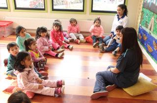 Convenio entre la Junji y Senadis fortalece la inclusión en los establecimientos educacionales
