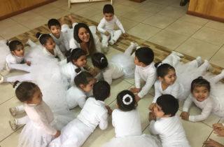 Jardín Infantil Nube Luz inaugura nueva sala de psicomotricidad