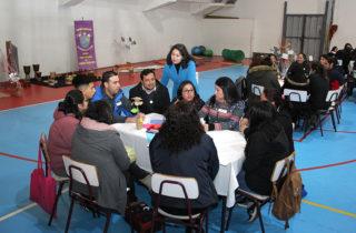 Realizan el primer diálogo ciudadano sobre educación parvularia en Penco
