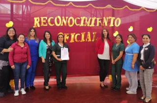 Once jardines de la Junji Tarapacá cuentan con Reconocimiento Oficial
