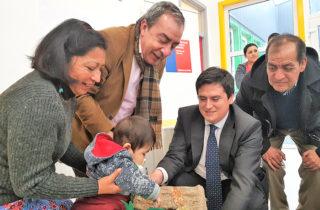 """""""Retoños del Lingue"""" se llamará nuevo jardín del sector rural de Linguento"""