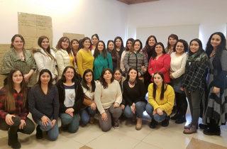 Educadoras y técnicos de Los Ríos se capacitaron en neuroeducación