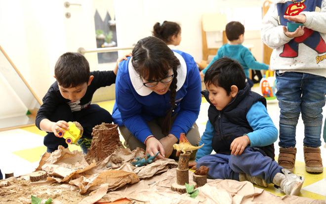Las claves para innovar en el jardín infantil desde la inclusión