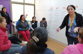 Impulsan talleres para prevenir enfermedades respiratorias