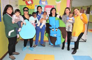 """Jardín """"Campanita"""" conmemoró el Día Mundial del Medio Ambiente con obra de teatro infantil"""