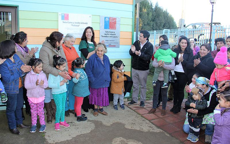 La celebración, del establecimiento de Folleco, que contempla diversas actividades durante esta semana, comenzó con la exposición de un balance de la gestión educativa realizada desde junio de 2018 a la fecha.
