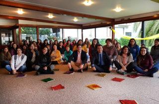 Educadoras y técnicos aprenden estrategias de mediación lectora