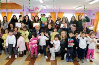 JUNJI Y SENADIS lanzan convenio para beneficiar la educación inclusiva en jardines infantiles