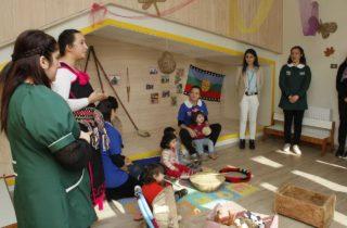 """JUNJI abre las puertas del Jardín Infantil """"Rayün del Malleco"""" a la comunidad de Collipulli"""