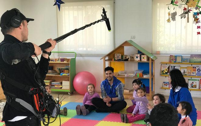 """""""La Aventura de Crecer"""": Junji debuta con programa en TV abierta"""